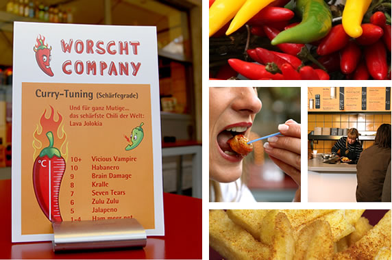 scharfe currywurst frankfurt